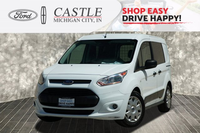 2016 Ford Transit >> Pre Owned 2016 Ford Transit Connect Xlt Fwd Mini Van Cargo